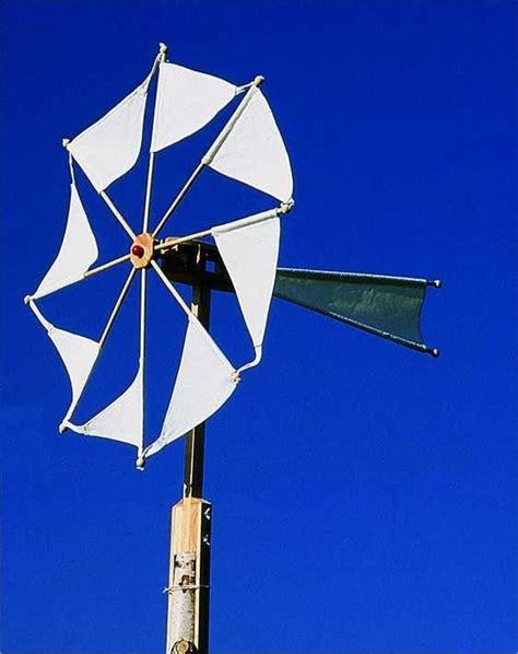 Wirbelwind, Ein Windrad Für Den Garten; Bausatz Bauen Und