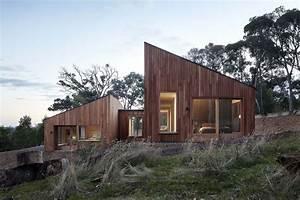Two Halves House  Maison En Australie Par Moloney