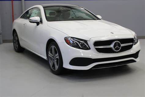 Mercedes 2019 E450 by New 2019 Mercedes E Class E 450 Coupe In White Plains