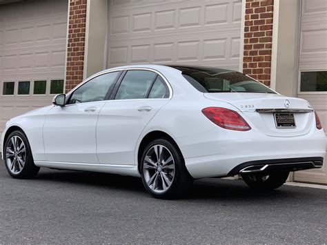 What will be your next ride? 2016 Mercedes-Benz C-Class C 300 Luxury 4MATIC Stock ...