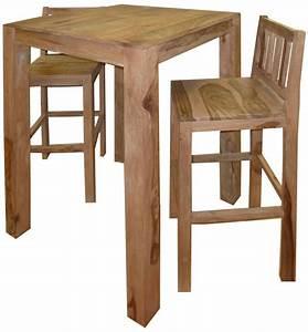 Table Haute Bar Cuisine En Image