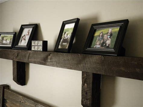 Mantel Shelf Design Timber