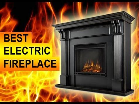 Ashley Electric Fireplace  Real Flame Youtube