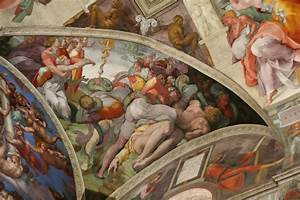 The gallery for --> Sistine Chapel Ceiling Adam And Eve