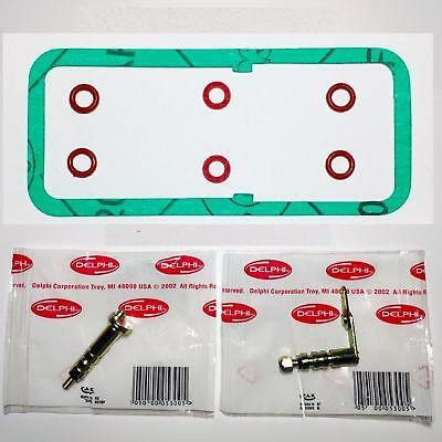 cav lucas dpa diesel fuel injection repair gasket seal kit mf ford tractor 44 95 picclick