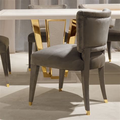 high end dining chairs high end button upholstered