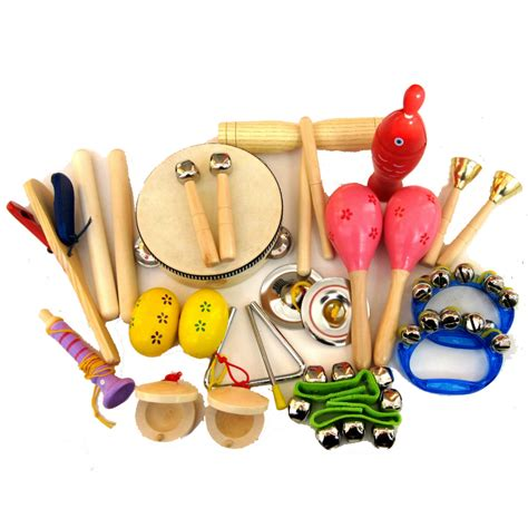 aliexpress buy 15 types orff instruments kit 276 | 15 types Orff instruments kit children preschool percussion musical toy instruments set