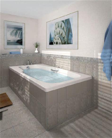 habillage baignoire a carreler elements 174 top vue d ensemble