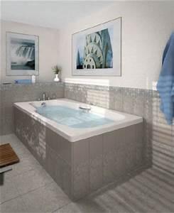 Habillage De Baignoire : lux elements top habillage de baignoire ~ Dode.kayakingforconservation.com Idées de Décoration