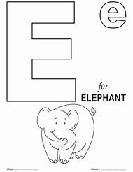 Best Letter E Coloring Pages - ideas and images on Bing | Find what ...