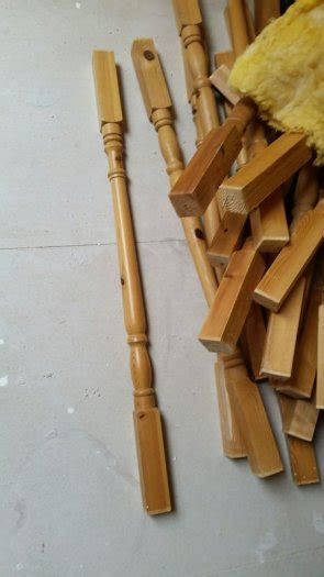banisters for sale 40 stairs spindles banister for sale for sale in lusk