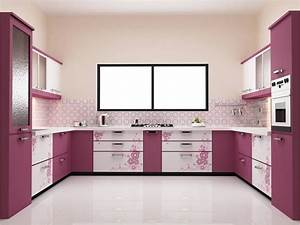 Simple kitchen decor kitchen decor design ideas for Kitchen colors with white cabinets with contemporary framed wall art