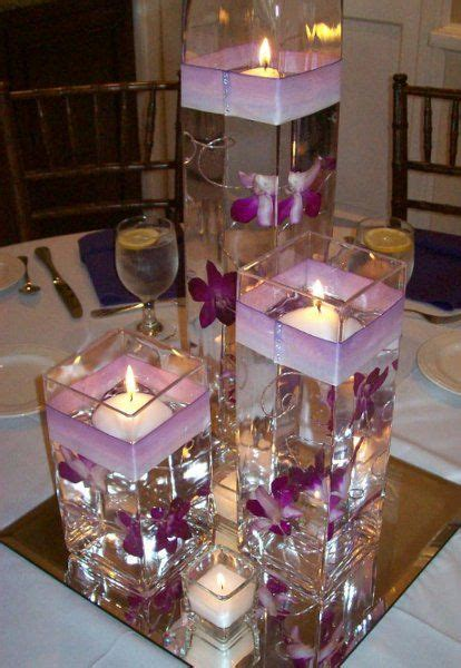 centerpieces for a wedding diy floating candle centerpiece ideas