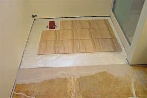 floor tile over concrete slab how to tile over concrete With how to tile a floor over concrete