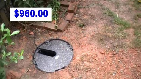 how much drain cost french drain how much does it cost to install drainage youtube
