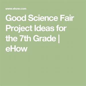 Ideas Science And Project Ideas On Pinterest