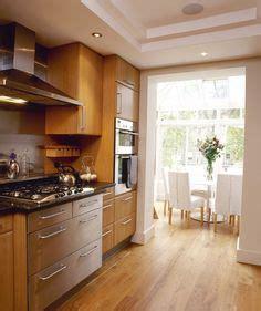 honey oak cabinets  floors images kitchen