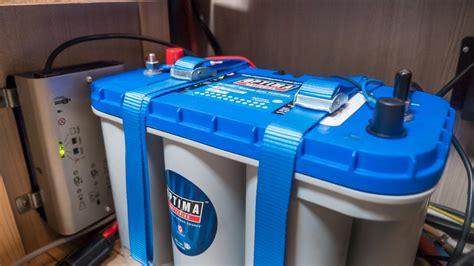 batterie für wohnmobil strom in wohnmobil und wohnwagen die grundlagen cerstyle net