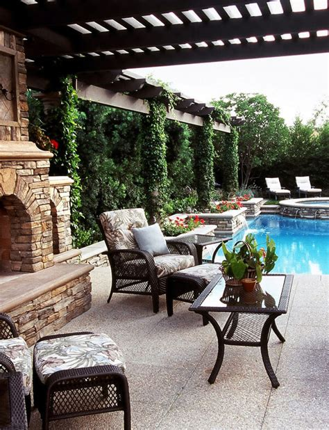 Yard Patio Designs by 30 Patio Design Ideas For Your Backyard Worthminer