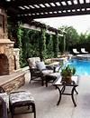 back yard patio design idea 30 Patio Design Ideas for Your Backyard   Worthminer