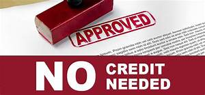 Our No Credits Loan Can Actually Help You Improve Your