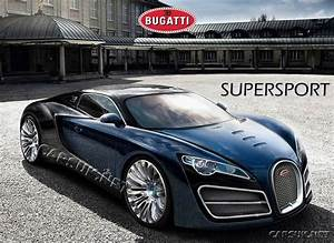 Bugatti Veyron Supersport: First Photo