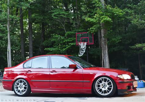 The E46 Bmw 300i Zhp W/ Bbs Ck Wheels