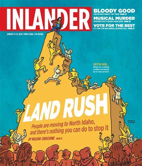 Inlander 01/23/2020 by The Inlander Issuu