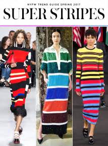 The Top 10 NYFW Trends for Spring 2017   StyleCaster