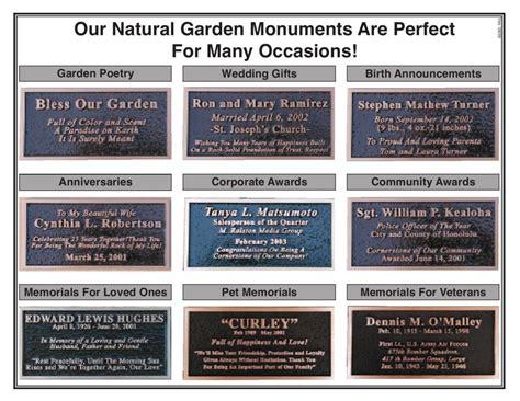 memorial bench inscription examples  bcause