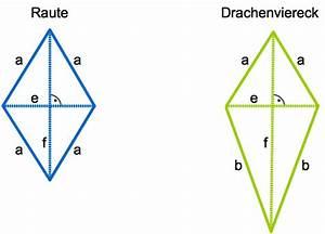 Flächeninhalt Drachenviereck Berechnen : berechnungen an vierecken und f nfecken online lernen ~ Themetempest.com Abrechnung