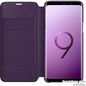 Angebote Samsung Galaxy S9 : samsung led view cover galaxy s9 lila handytaschen ~ Jslefanu.com Haus und Dekorationen