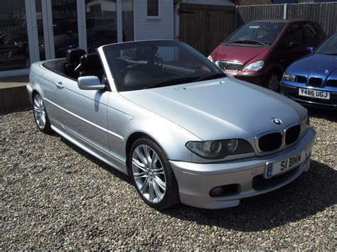 Bmw 320 Msport Convertible 2004  In Lowestoft, Suffolk