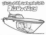 Coloring Pages Submarine Sub Zero Boys Darth Vader Ferrari sketch template