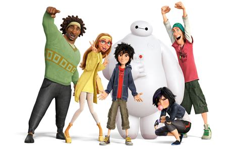 big hero 6 movie wallpapers hd wallpapers id 13666