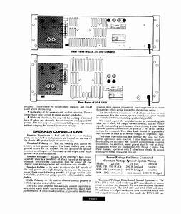 70 Volt Audio System Wiring Diagram