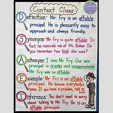 Context Clues A Free Interactive Lesson  Upper Elementary Snapshots