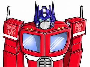 Optimus Prime by Laura32 on DeviantArt