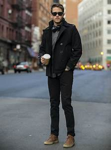 Can you wear black pants with tan boots? - Quora