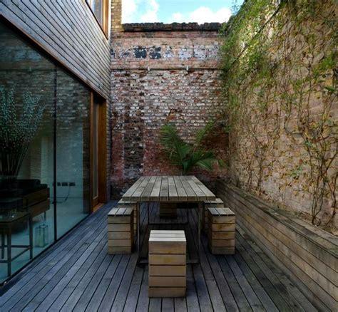 idees de decoration pour une terrasse contemporaine