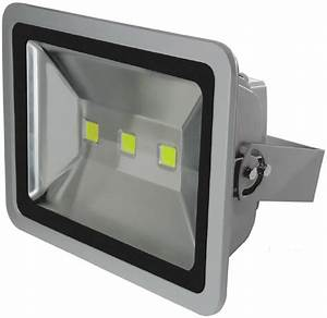 Led lighting outdoor flood lights downward protection