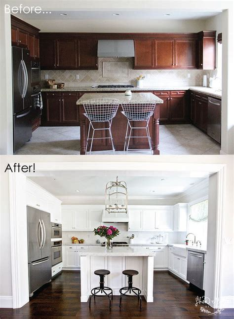 amazing kitchen makeovers kitchen