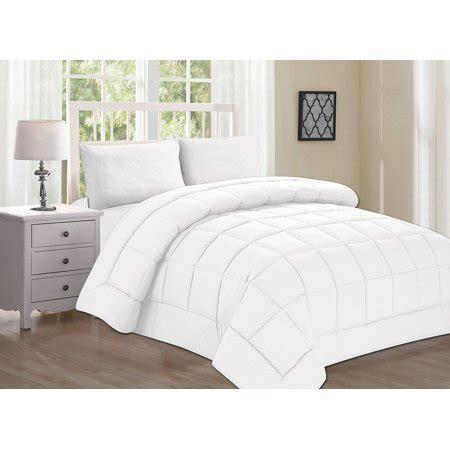 Cal King Alternative Comforter by All Season Goose Alternative Fill Comforter