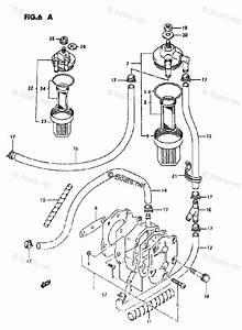 Suzuki Outboard Parts By Model Dt 55 Oem Parts Diagram For