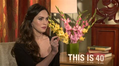 This Is 40: Megan Fox Exclusive Interview - YouTube