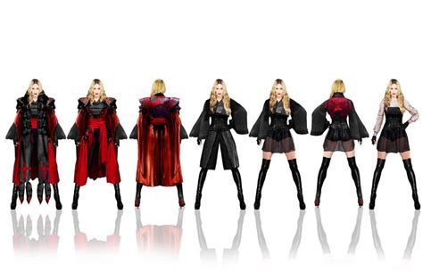 costume deconstructed madonnatribe
