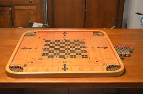 17 Best Ideas About Carrom Board Game On Pinterest
