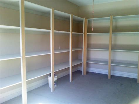 garage storage shelving systems practical solutions for garage shelving home remodeling ideas
