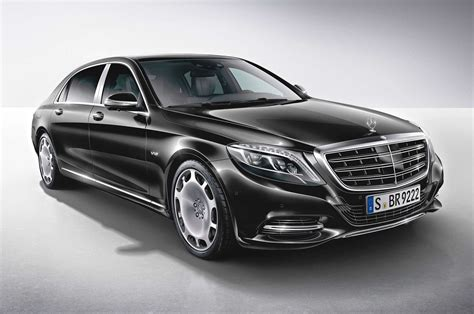 2016 Mercedes-benz S Class S-500 Maybach Price, Release Date