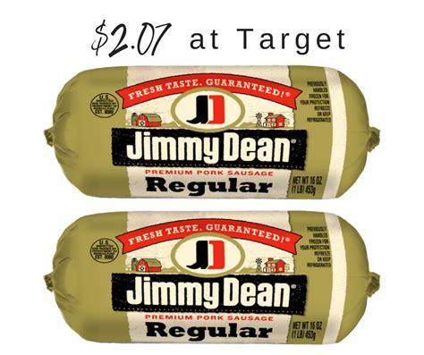 jimmy dean sausage   target southern savers